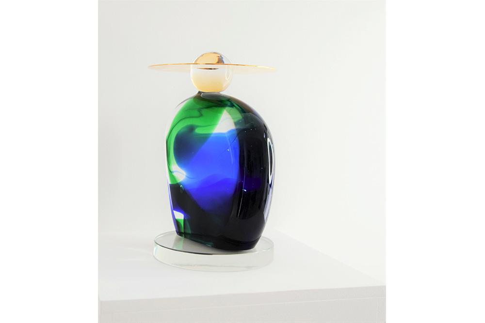 Helldenmut Angelo V blaugrün